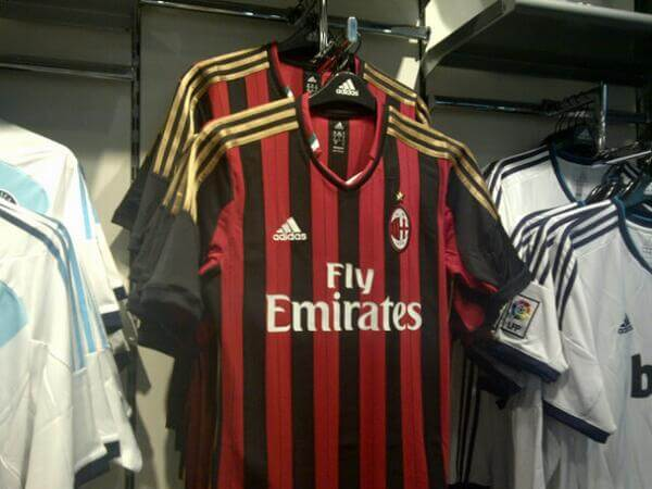 Milan 13-14 Home Kit